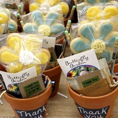 Garden Party Favors - flagsonastickblog.com