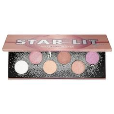 Shop MAKE UP FOR EVER's Star Lit Glitter Palette at Sephora. A limited-edition palette with a breakthrough glitter formula.
