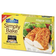 Best tilapia from gortons recipe on pinterest for Gorton s frozen fish