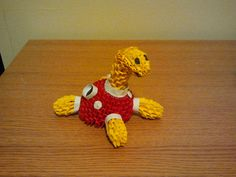 3D Origami Shuckle by pokegami on DeviantArt