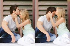 Beautiful engagement picture ideas