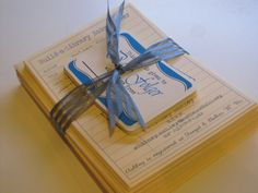 Build a library baby shower invites- some day!