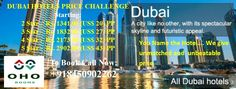 Dubai Offers, Futuristic, Challenges, Skyline, City, Travel, Viajes, Cities, Trips