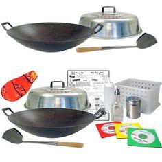 wok cooking tips