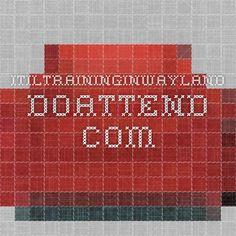 itiltraininginwayland.doattend.com