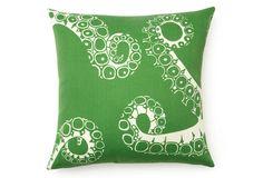 Octopus Outdoor Pillow
