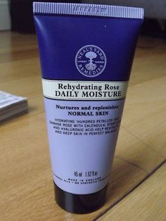 Beauty Satchel loves NYR's Rehydrating Rose Daily Moisture!
