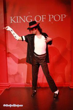 Madame Tussaud's King of Pop Michael Jackson - DoYouSpeakGossip.com