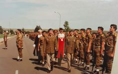 4 South African Infantry Parade. Defence Force, Lest We Forget, Military Art, Cold War, Troops, South Africa, Army, History, People