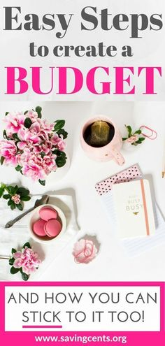 Budgeting tips that