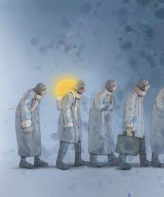 Winter Is Comming, Lisa, Cool Art, Fun Art, People Art, Whimsical Art, Science Fiction, Fantasy Art, Art Photography