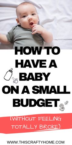 How to have a baby on a tight budget – Finance tips, saving money, budgeting planner Baby Essential List, Free Baby Stuff, Babies Stuff, Kid Stuff, Newborn Baby Tips, Baby On A Budget, Getting Ready For Baby, Quotes About Motherhood, Mom And Baby