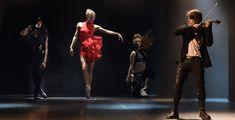 -osserva la musica, ascolta la danza-  Torn, Nathan Lanier