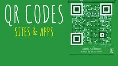 Sites and apps for creating QR codes -- < found on this person's Ed Tech board ... http://www.pinterest.com/efacilitator/qr-codes-in-education/ . >