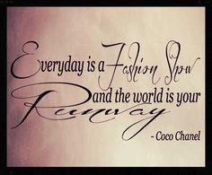 Coco Chanel #fashion #quote #miinto