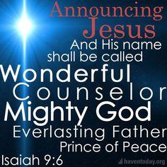 ISAIAH  9:5