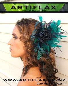 Flax Flowers, Maori Designs, Fascinators, Art Projects, Weaving, Wedding Ideas, How To Make, Loom Weaving, Crocheting