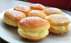 Szerintem a fánk egy igenis egyszerű édesség, és a tölteléknek köszönhetően rendkívül változatosan is elkészíthető. ...