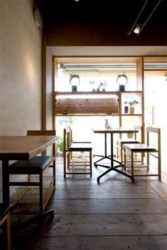 Cafe4U | KIZ ARCHITECTS