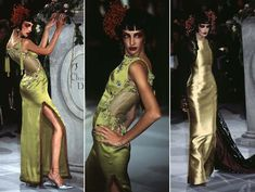John Galliano's First Collection For Dior - Spring 1997 | Styleite