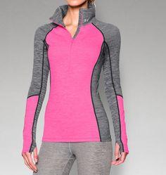 Women's ColdGear® Cozy 1/2 Zip