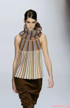 Missoni Knitwear.