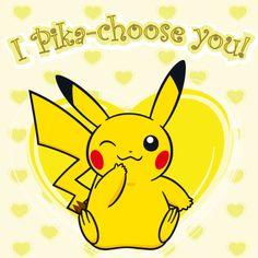 Pokémon Valentine's Day #Pikachu #yellow