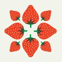 Image result for strawberry graphic