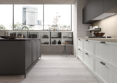 Kitchen Island, Kitchen Cabinets, Newport, Home Decor, Kitchen Contemporary, Personality, Zaragoza, Interiors, Home