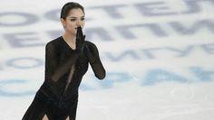 Medvedeva, Figure Skating, Skate, Black, Dresses, Fashion, Ice Art, Vestidos, Moda
