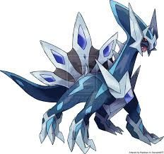The Dialga Mega Evolution Form