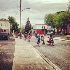 Look at all these cuties in #Hintonburg  http://instagram.com/zara_vj_ina_ottawavelovogue saw! #GoBillings