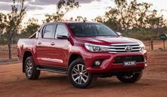 2018 Toyota Hilux Price, Release Date and Changes Rumors - Car Rumor