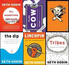 Seth Godin 6 Book Set Giveaway
