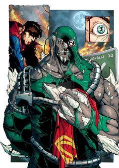 Superman Doomsday by *RecklessHero on deviantART