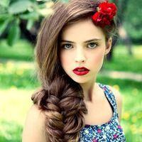 Beautiful hair and make-up