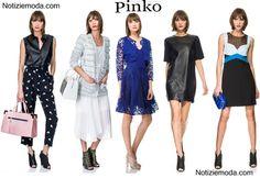 Abbigliamento Pinko primavera estate 2015 donna