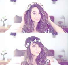 Zoella Hairstyle
