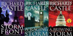 Novelas sobre Derrick Storm
