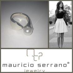 Anillo plata .925 Mauricio Serrano Jewelry