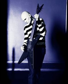 this was why I wanted a BC Rich bass. This and Slayer. Billy Corgan