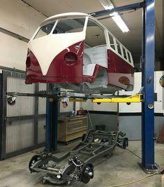 Vw T1 Camper, Kombi Motorhome, Vw Bus T1, Vw Vanagon, Volkswagen Karmann Ghia, Truck Roof Rack, Combi Split, T2 T3, Vw Engine