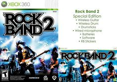 Rock Band 2 Xbox 360 Game    http://www.videogameboutique.com/-