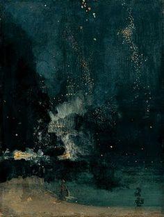 Whistler, Falling Rocket