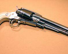 Скачать обои оружие, револьвер, Ruger Old Army, раздел оружие в разрешении 1152x922