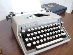 Image is loading Remington-Monarch-Black-Nylon-Typewriter-Ribbon -for-Vintage-