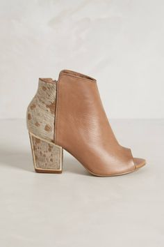 Clary Booties - anthropologie.com