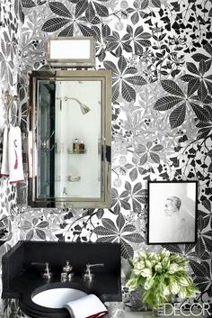 Elements of Style Blog | The Wallpapers of Marthe Armitage | http://www.elementsofstyleblog.com