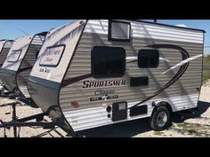 We've compiled a list of the top 5 best travel trailers UNDER 3,000 pounds. You'll love the ability to tow an RV with your small pickup or large SUV!