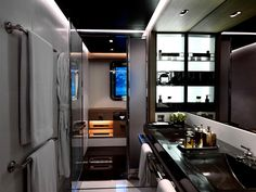 Numptia Luxury Yacht- Bathroom
